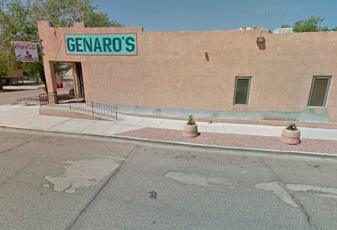 Genaro S Cafe  W Hill Ave Gallup Nm
