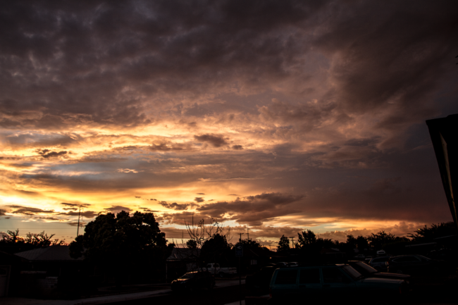 Typical Albuquerque, New Mexico Sunset / Will Barnes
