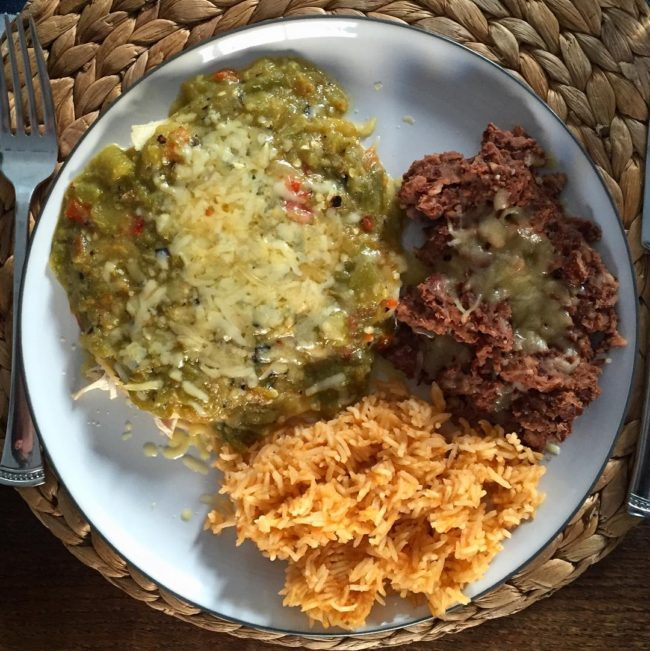 green chile recipe