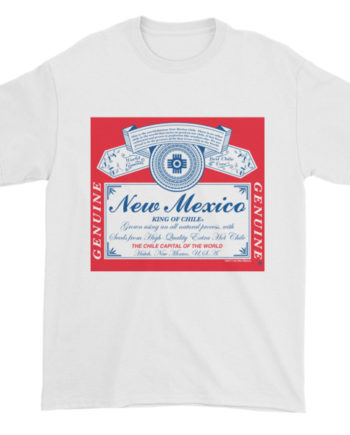 Men's New Mexico King of Chile T-Shirt