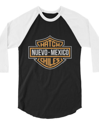 Hatch Nuevo Mexico Chiles 3/4 Sleeve Unisex T-Shirt