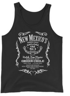 Unisex New Mexico's Old No. 1 Hatch Green Chile Tank Top
