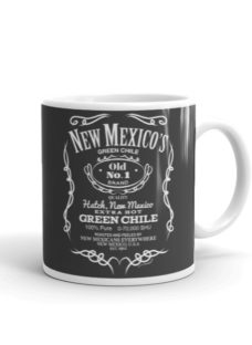 11oz or 15oz New Mexico's Old No. 1 Hatch Green Chile Coffee Mug
