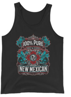 Unisex 100% Pure New Mexican 575 Edition Tank Top